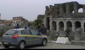 Soldi per nulla osta, arrestato tecnico Ufficio archeologico
