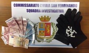 Cocaina e soldi PALMIERI Carmine