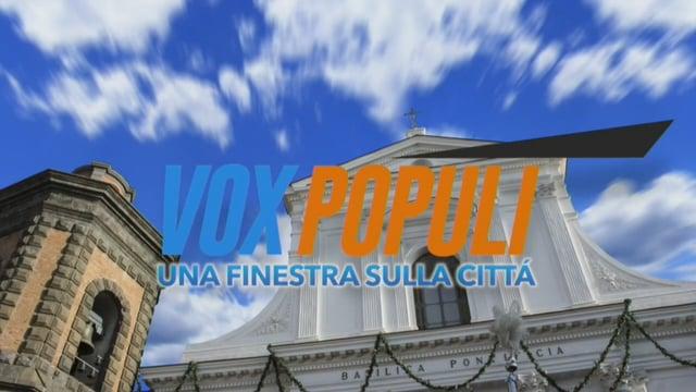 Vox populi una finestra sulla citt 1 puntata tvcity for Una citta sulla garonna