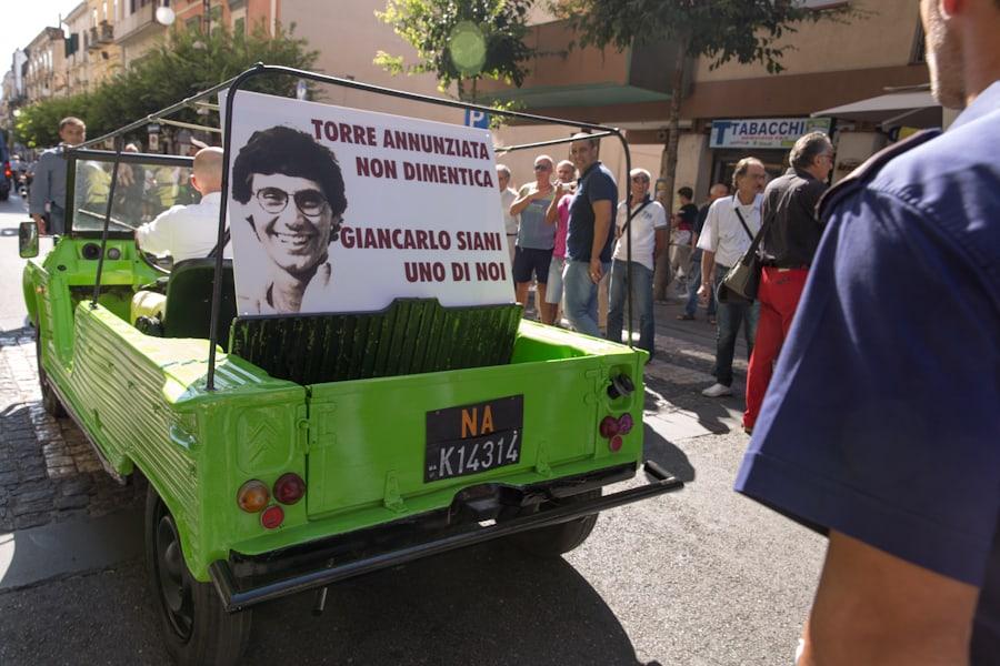 Castelfranco Emilia: in piazza per ricordare le vittime innocenti delle mafie