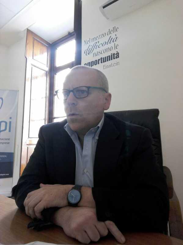 gianpiero falco, presidente Confapi Napoli