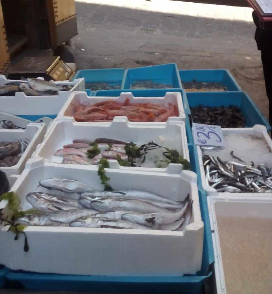 sequestro prodotti ittici Capitaneria