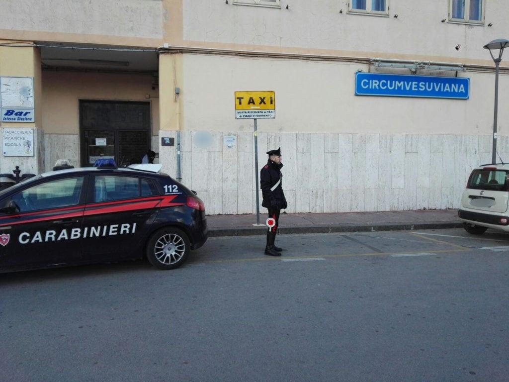 arresto carabinieri Vico Equense