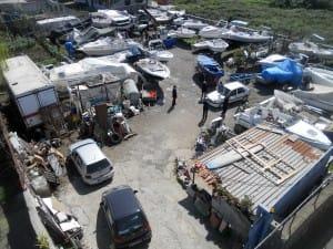 01.04.2015 - sequestro cantiere Torre del Greco 2