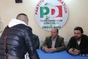 Pd: occupata sede Ercolano, candidato scelto da Renzi