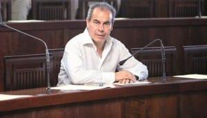 Sindaco Ciro Borriello