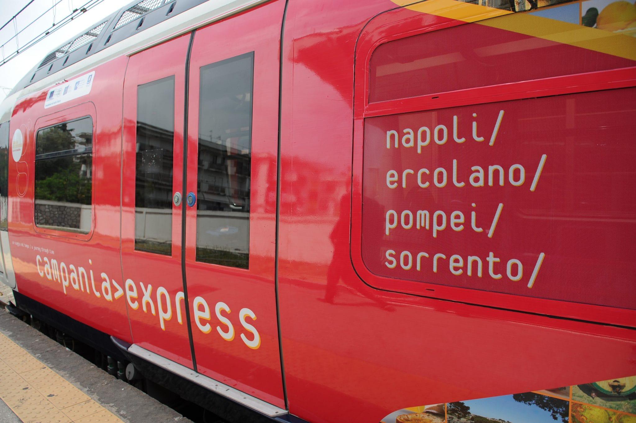 treno campania express