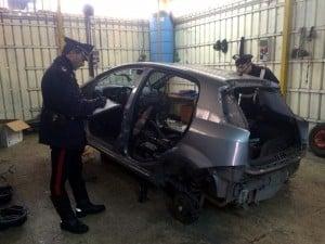 17.01.2016 - auto rubate San Sebastiano al Vesuvio 2