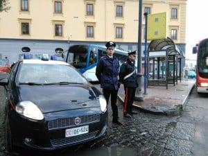 arresto rapina castellammare