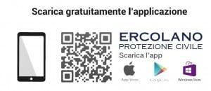 logo app prociv ercolano