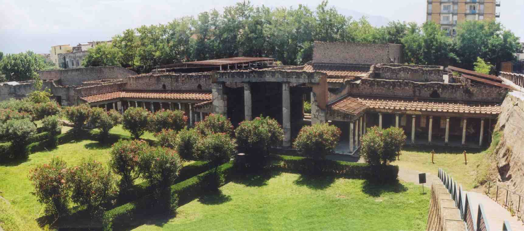 Oplonti - Villa di Poppea