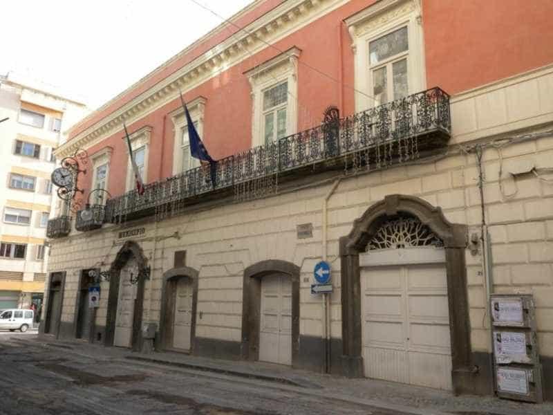Palazzo Criscuolo Torre Annunziata