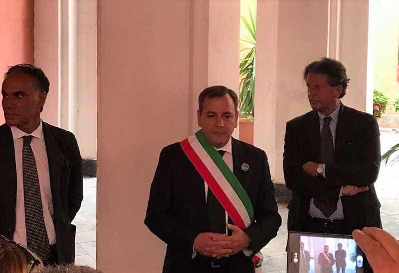 Vincenzo Ascione sindaco