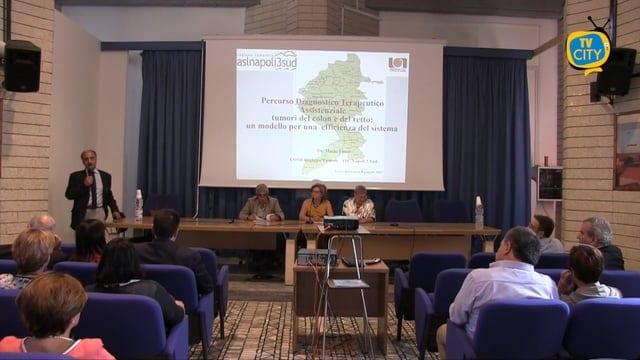 Neoplasie del colon-retto: presentato il protocollo tra Asl Napoli 3 Sud e Pascale