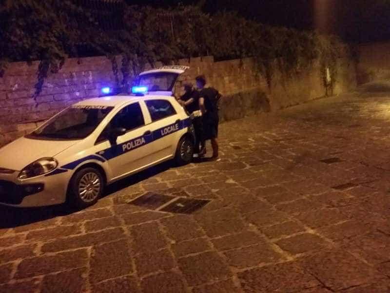 multe Polizia Municipale Ercolano