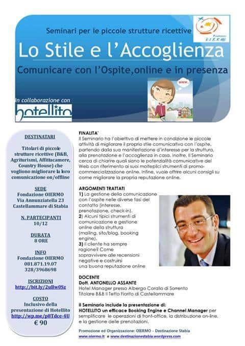 seminari Castellammare fondazione OIERMO