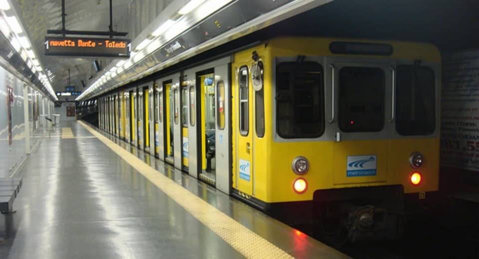 Linea 1 anm Napoli