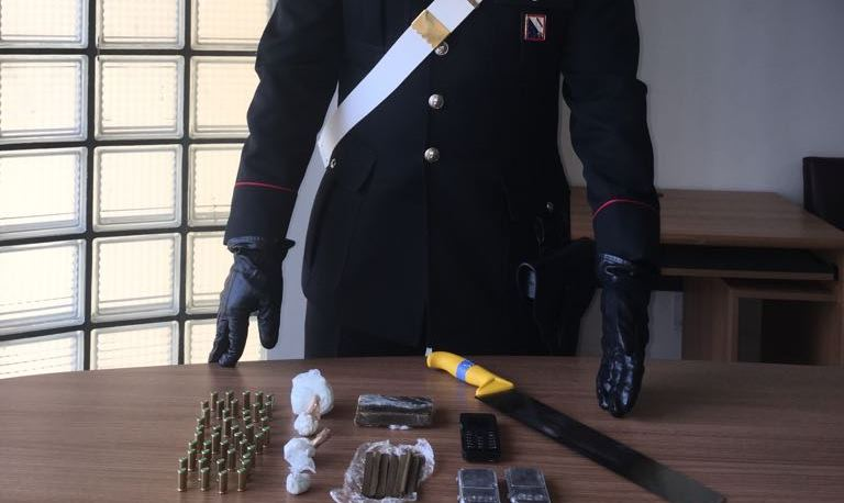 arzano carabinieri alto impatto