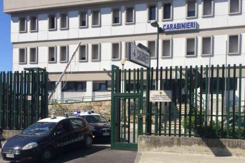 carabinieri Torre del greco