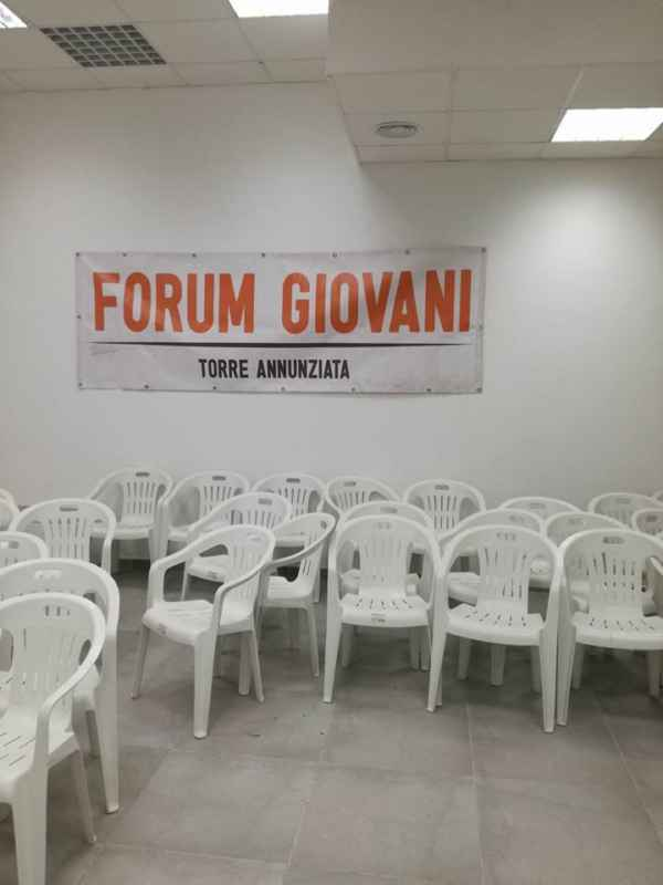 Forum dei giovani di Torre Annunziata