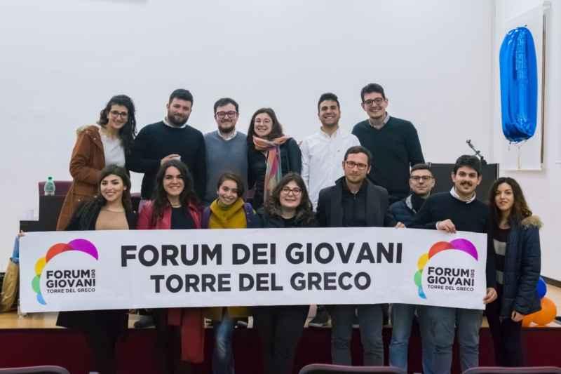 Forum dei Giovani Torre del Greco