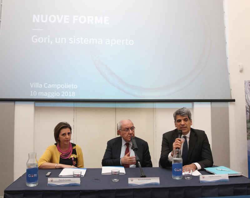 Foto Conferenza Gori