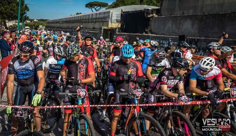 Vesuvio Mountainbike Race