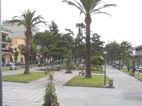 piazza vargas boscoreale
