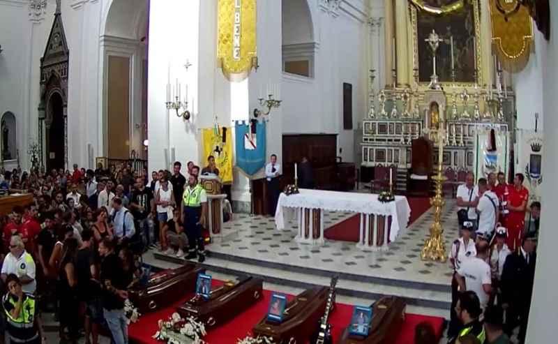 funerali santa croce