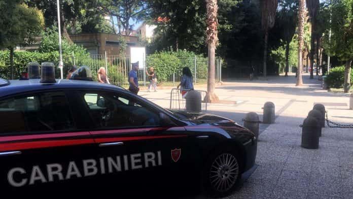 carabinieri napoli