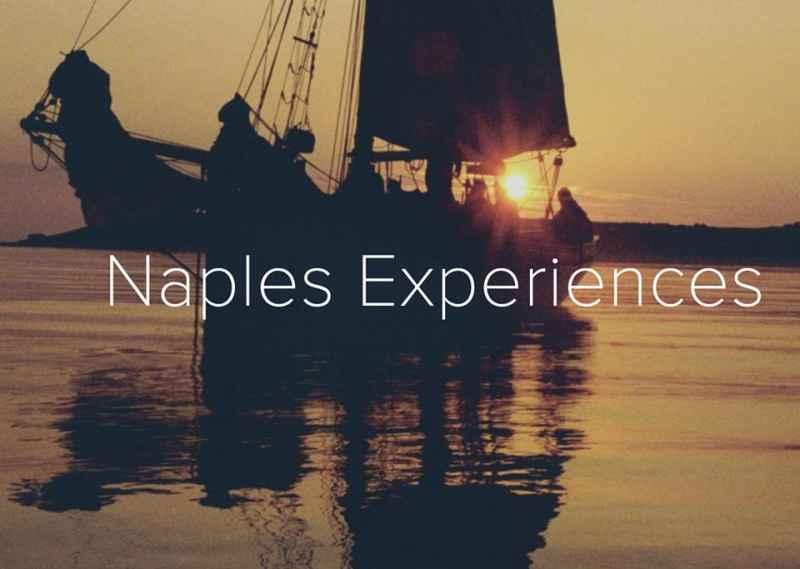 """Risultati immagini per portale turistico """"Naples Experiences"""""""