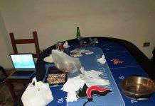 casoria arrestato domiciciliari poker katana