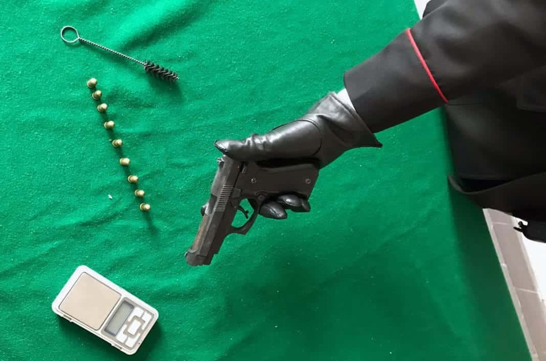 scafati arma carabinieri