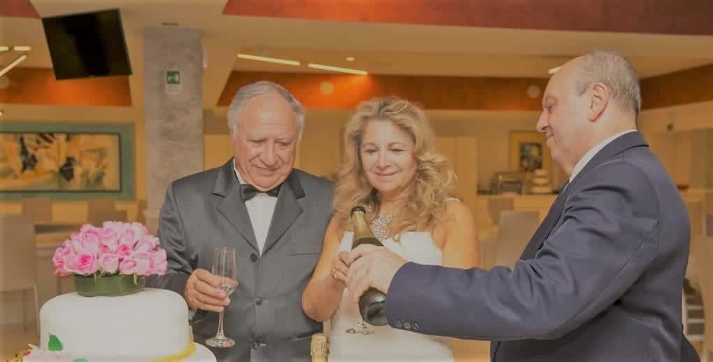 Magliulo Sannino 50 anni matrimonio Australia Torre del Greco