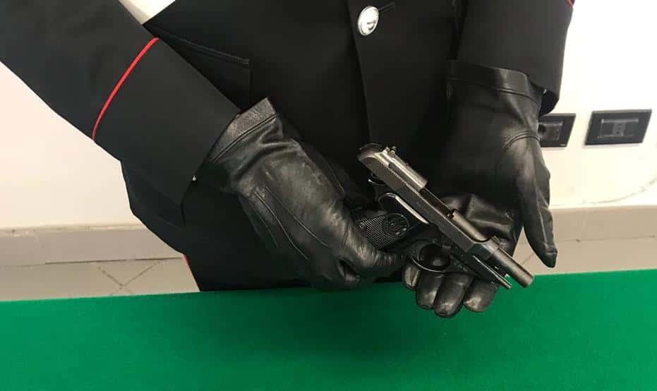 pistola Castellammare