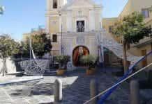 chiesa luminarie