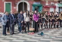 flash mob 8 marzo