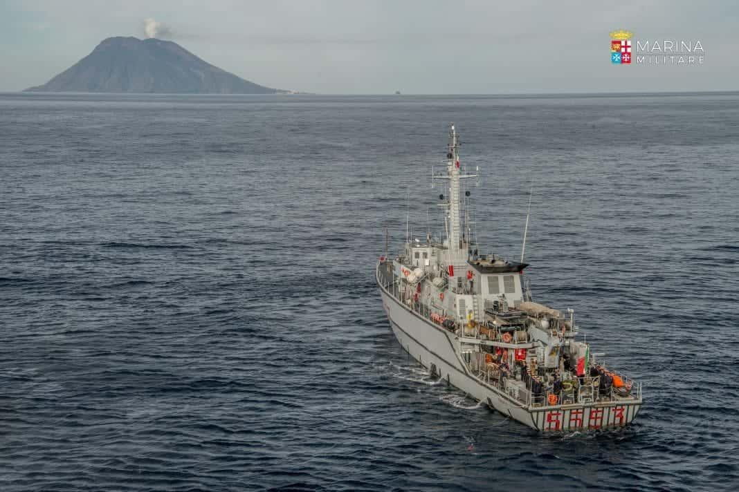 cacciamine marina militare