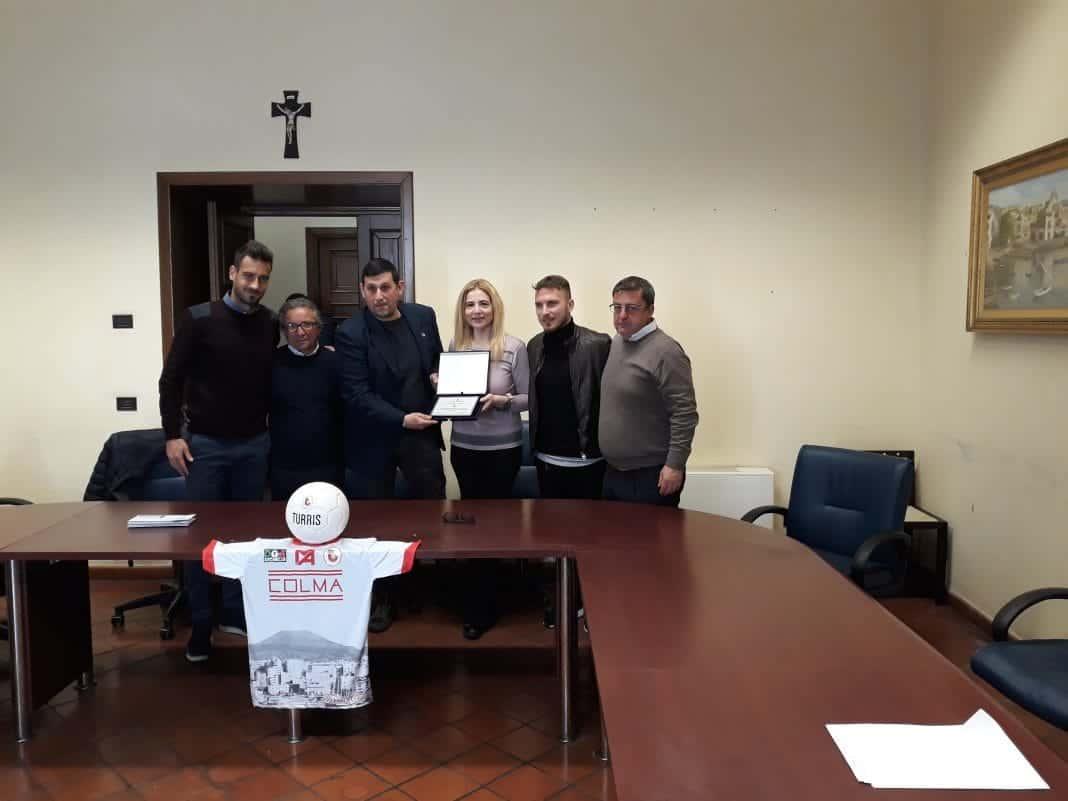 progetto studenti allo stadio torre del greco
