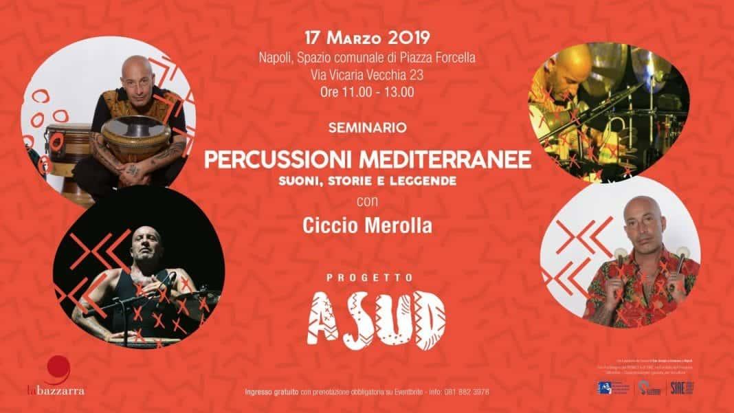 workshop percussioni la bazzarra