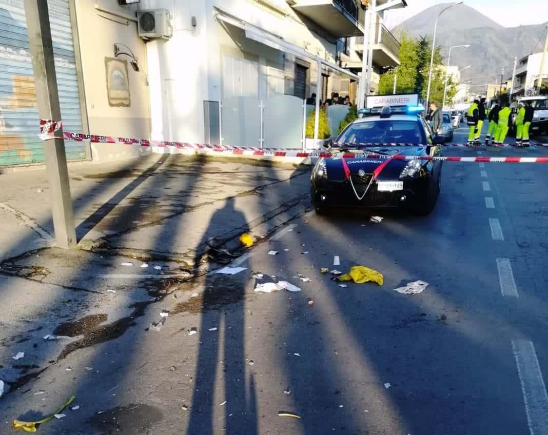 terzigno omicidio stradale netturbino