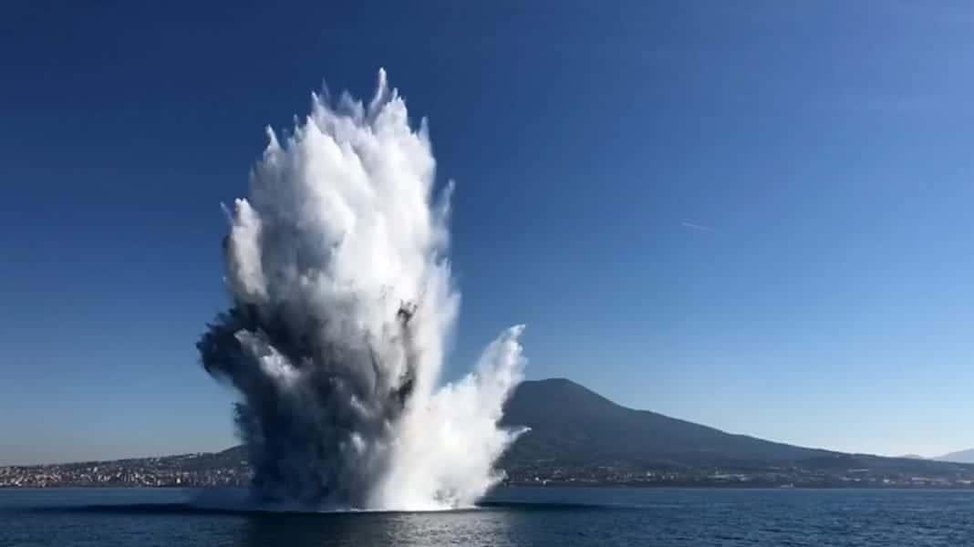 bomba torre del greco