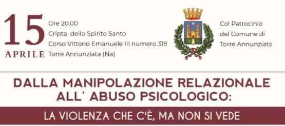 cripta torre annunziata abuso psicologico