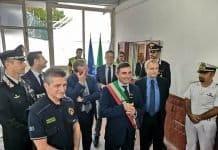inaugurazione sede protezione civile trecase
