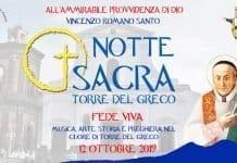 Notte Sacra San vincenzo Romano