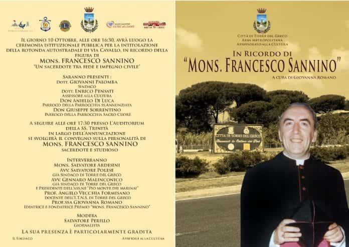 monsignor francesco sannino