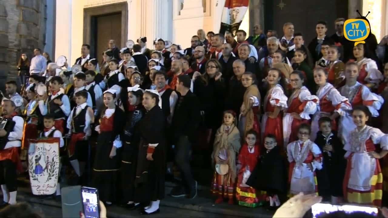 """Torre del Greco palcoscenico del folklore. La magia degli eventi di """"Torre in folk"""" -... - Tvcity"""