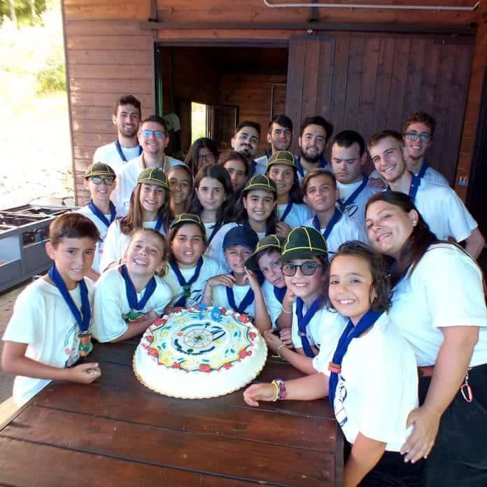 Festeggiamenti 70 anni gruppo scout Torre Annunziata 1