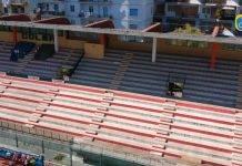 tribuna stadio liguori