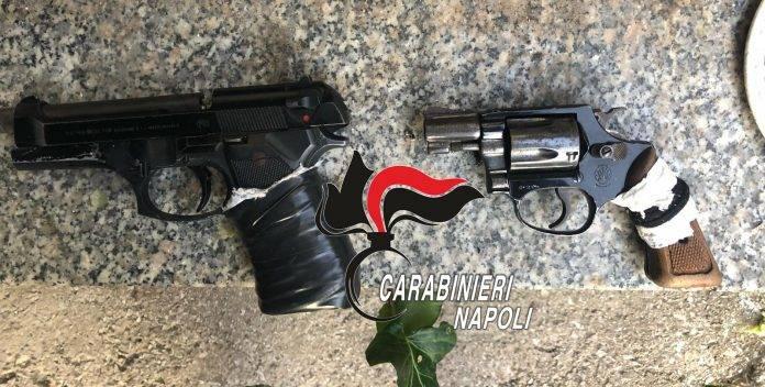 alto impatto pistole